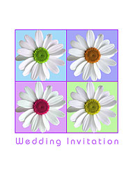 Wedding invitation card 4Vi36